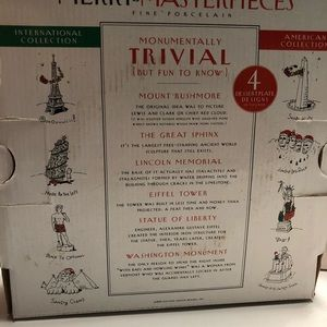 Merry Masterpieces Dining - Brand New Merry Masterpieces Dish Set